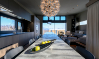 Odile Dining Area | West Hirafu