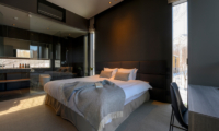Odile Bedroom with Study Table | West Hirafu