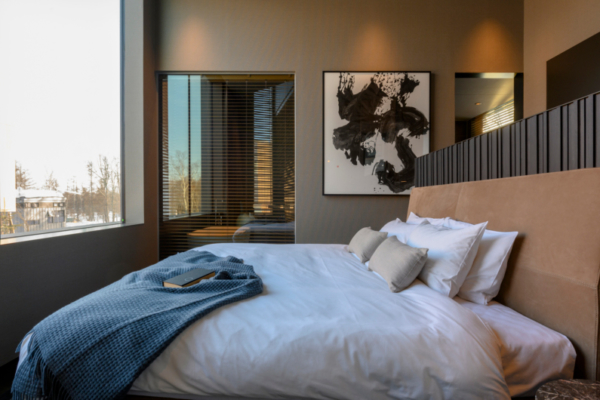 Odile Bedroom with View | West Hirafu