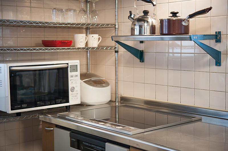 ShunRokuAn Kitchen Area | Echoland