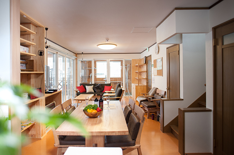 ShunRokuAn Living and Dining Area | Echoland