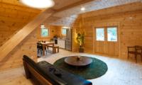 Villa Antelope Hakuba Lounge Area | Echoland